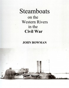 Cover Steamboats on the Western Rivers in the Civil War - Copy