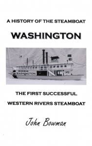 Washington steamboat book cover